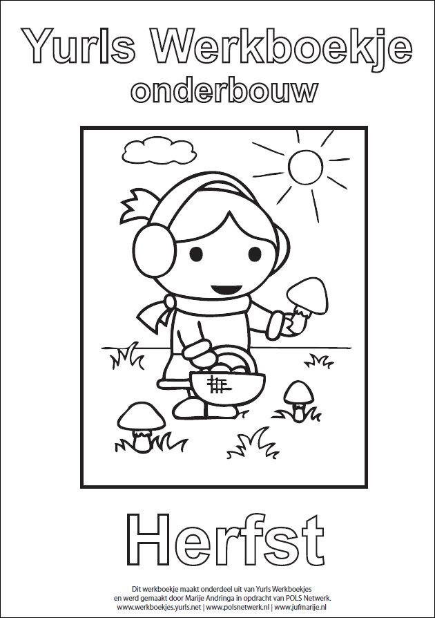 yurls werkboekje onderbouw